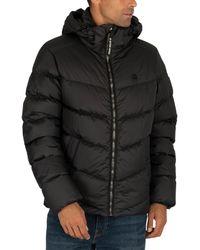 G-Star RAW Whistler Down Puffer Jacket - Black