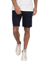 Levi's Xx Chino Standard Taper Shorts - Blue