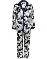 Dear Bowie | Avery Palm Pajamas | Lyst