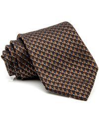 RVR | Chocolate Geometric Tie | Lyst