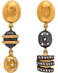 Yossi Harari - Helen Mini Element Earrings - Lyst