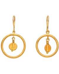 Yossi Harari | Butterfly Small Dangle Earrings | Lyst
