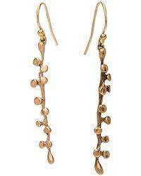 Julie Cohn - Bronze Eve Earrings - Lyst