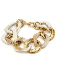 Ashley Pittman - Salama Light Horn Bracelet - Lyst