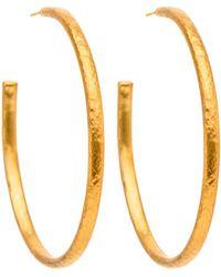 Yossi Harari | Mica Hoop Earrings | Lyst
