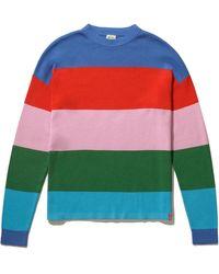 Kule The Caspia Pullover In - Multicolor