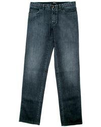 Brioni | Medium Wash 5 Pocket Denim | Lyst