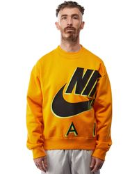Nike X Kim Jones Crewneck 'circuit Orange'