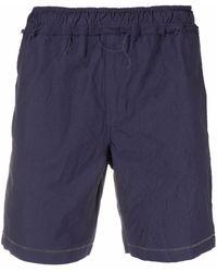 ADER error Shorts sportivi - Blu