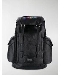 Givenchy Rainbow Signature Backpack - Black