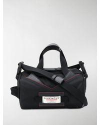 Givenchy Mini Downtown Crossbody Bag - Black