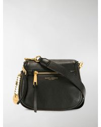 Marc Jacobs Recruit Nomad Saddle Bag - Black