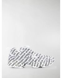 Vetements Low-tops & Trainers - White