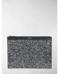 Saint Laurent - Glitter Tablet Case - Lyst