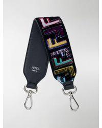 Fendi - Ff Logo-patterned Strap You - Lyst