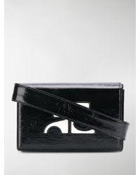 Courreges - Logo Belt Bag - Lyst