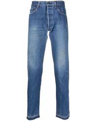 GALLERY DEPT. Schmale Jeans - Blau