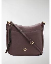 COACH - Chaise Crossbody Bag - Lyst 6e58ae094e3b1