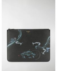 Givenchy - Capricorn Dragon Pouch - Lyst