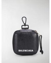 Balenciaga Small Multi-device Pouch - Black