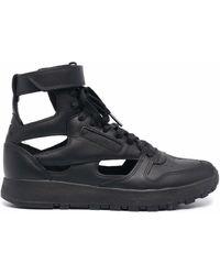 MAISON MARGIELA x REEBOK Sneakers con punta Tabi - Nero