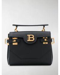 Balmain B-buzz 18 Backpack - Black