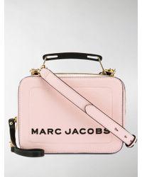 Marc Jacobs Borsa The Box 20 The - Rosa