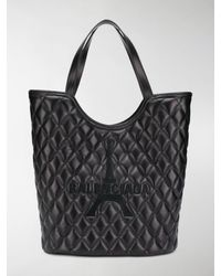 Balenciaga - Quilted Shopper Tote - Lyst