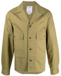 Visvim Sun Setters Shirt Jacket - Green