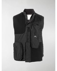 A_COLD_WALL* Sleeveless Utility Pocket Gilet - Black