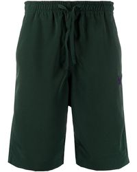 Needles Shorts sportivi - Verde