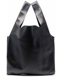 Maison Margiela Number Patch Tote Bag - Black