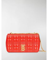 Burberry - Medium Lola Quilted Shoulder Bag - Lyst