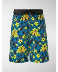 2c86f5784b Men's Prada Beachwear - Lyst