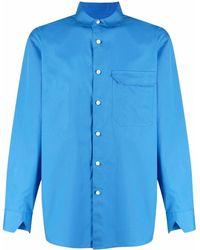ADER error Klassisches Hemd - Blau