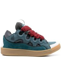 Lanvin 'Curb' Sneakers - Mehrfarbig