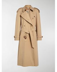 Burberry The Long Westminster Heritage Trench Coat - Brown
