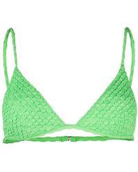 ACK Top bikini - Verde