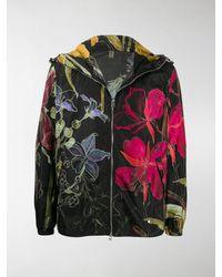 Alexander McQueen - Giacca a fiori - Lyst