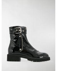 Giuseppe Zanotti - Naplak Boots - Lyst