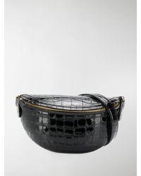 Balenciaga Souvenir Xxs Belt Bag - Black