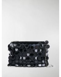 Paco Rabanne - Sequin Clutch Bag - Lyst