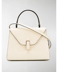 Valextra - Classic Flap Tote Bag - Lyst