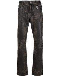 1017 ALYX 9SM Jeans im Five-Pocket-Design - Braun