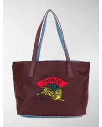 KENZO - Small Tiger Tote - Lyst