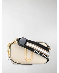 Marc Jacobs The Snapshot Crossbody Bag - Black