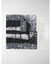 Y. Project - Multi-pattern Scarf - Lyst