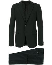 Prada Classic tailored two piece suit - Schwarz