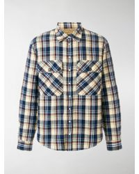 DSquared² - Lined Checked Shirt - Lyst