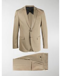 Tonello Tailored Two-piece Suit - Natural